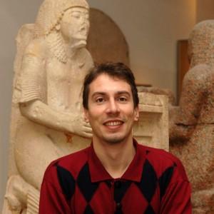 Christian Greco, direttore dell'Egizio di Torino