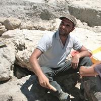 L'archeologo Filippo Iannì