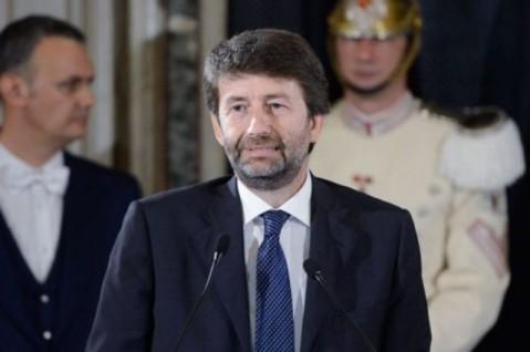 Dario Franceschini, ministro per i Beni culturali, plaude alle scelte della commissione