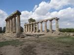 L'area archeologica di Metaponto (Matera)
