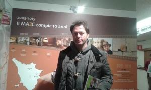 Paolo Giulierini, direttore all'Archeologico di Napoli