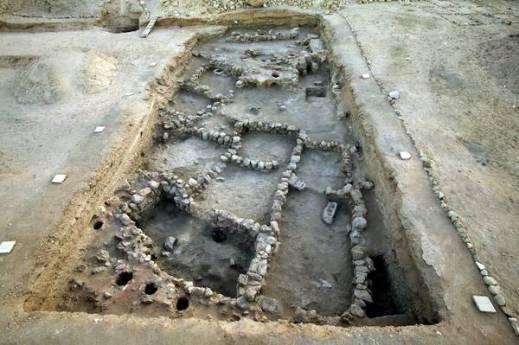 Un sito archeologico emerso nelle ricerche collegate allo scavo del Canale di Suez