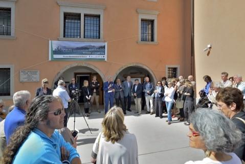 """Il museo civico archeologico """"Iulium Carnicum"""" di Zuglio"""