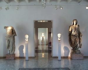 Il museo Archeologico di Aquileia fu istituito nel 1882
