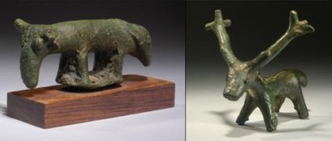 I bronzetti nuragici comprati all'asta sono i protagonisti della festa di Uri