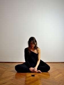 La danzatrice Elisabetta Cortella tra i protagonisti dello spettacolo