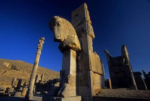 Il fascino di Persepoli, la capitale achemenide voluta dal re Dario
