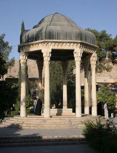 La tomba del poeta Hafez a Shiraz