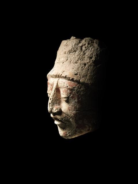 Un'eccezionale scultura precolombiana della collezione Ligabue proveniente dal Messico e in mostra a Firenze
