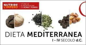 """La mostra """"Nutrire l'impero"""" illustra le origini della dieta mediterranea"""