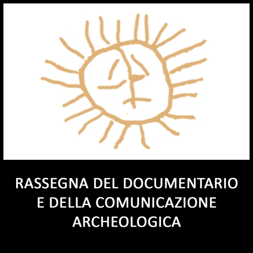 Il logo della Rassegna del Documentario e della Comunicazione archeologica di Licodia Eubea