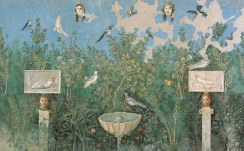 L eredit botanica dell antica roma a fuorimostra for Finestra antica aperta