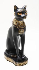 Bastet, la dea gatto come ci è giunta dall'Antico Egitto