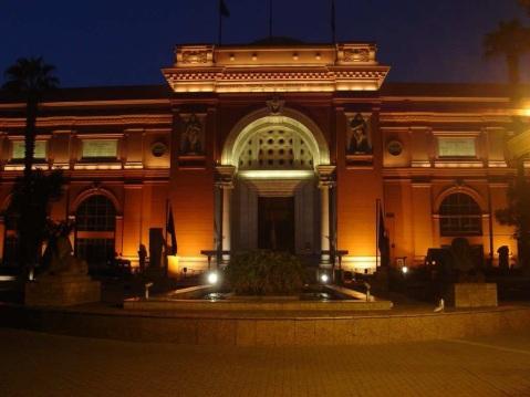 Il museo Egizio al Cairo: fu fondato nel 1902