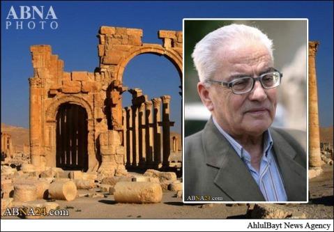 """L'archeologo Khaled Asaad, per decenni """"custode"""" di Palmira, assassinato dai miliziani dell'Isis"""