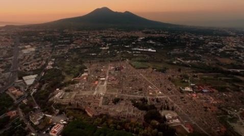 Il corto di Corsicato rientra in un progetto di valorizzazione dell'area pompeiana