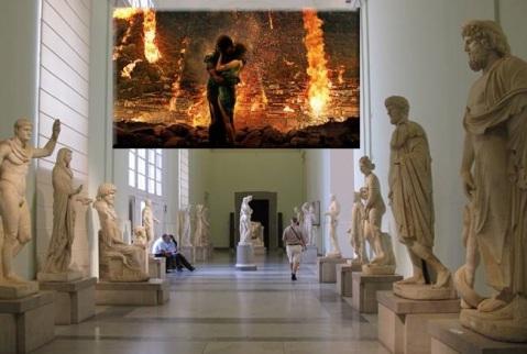 """Il corto """"Pompei, eternal emotion"""" viene presentato al museo archeologico nazionale di Napoli"""