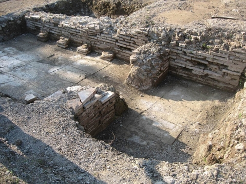 Nuovi orari di apertura per l'area archeologica del santuario del Portonaccio a Veio