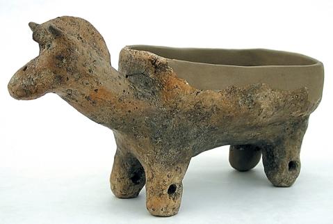 Il vaso-cavallino ritrovato nel sito protostorico di Frattesina, simbolo del Cpssae
