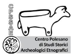 Il logo del Centro polesano di studi storici archeologici ed etnografici