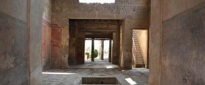 La restaurata domus di Paquio Proculo a Pompei