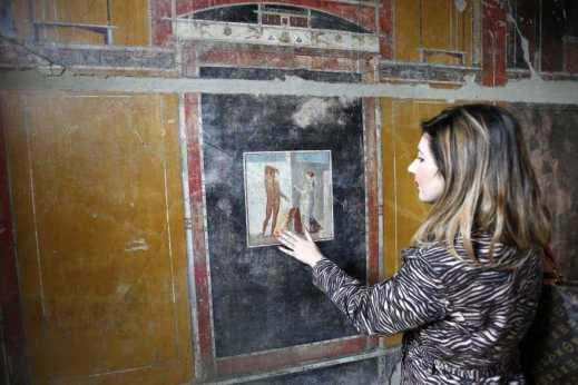 Fino al 10 gennaio due percorsi inediti alla scoperta dei tesori di Pompei