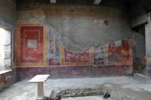 La domus di Fabius Amandus