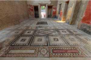 La domus di Pasquius Proculus