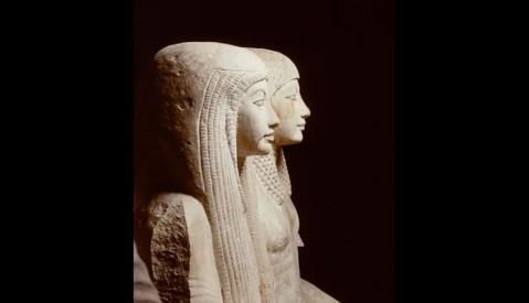 Le statue di Maya e Meryt, due capolavori provenienti dal museo di Leiden