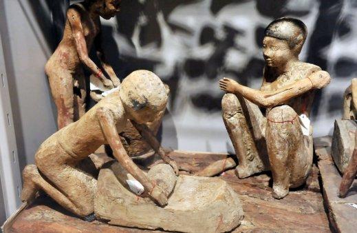 Il Museo Egizio ha aperto al pubblico i magazzini creando le Gallerie della Cultura Materiale