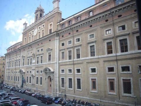 La sede del ministero dei Beni e delle Attività culturali e del Turismo a Roma