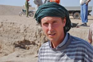L'archeologo dello Iulm, Luca Peyronel, in Vicino Oriente