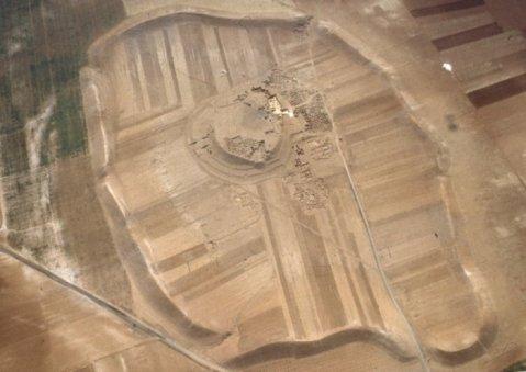 Il sito di Ebla in Siria: senza la manutenzione la città del III millennio si sta distruggendo