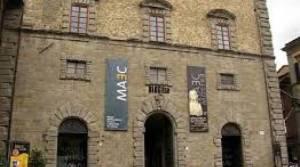 Palazzo Casali, sede del Maec a Cortona (Arezzo)