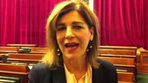 Anna Maria Montaldo, direttore dei musei di Cagliari e curatore della mostra