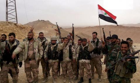 L'esercito governativo di Assad ha riconquistato la città e il sito archeologico di Palmira con l'aiuto dei raid aerei russi