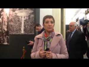 L'archeologa Antonella Bonini