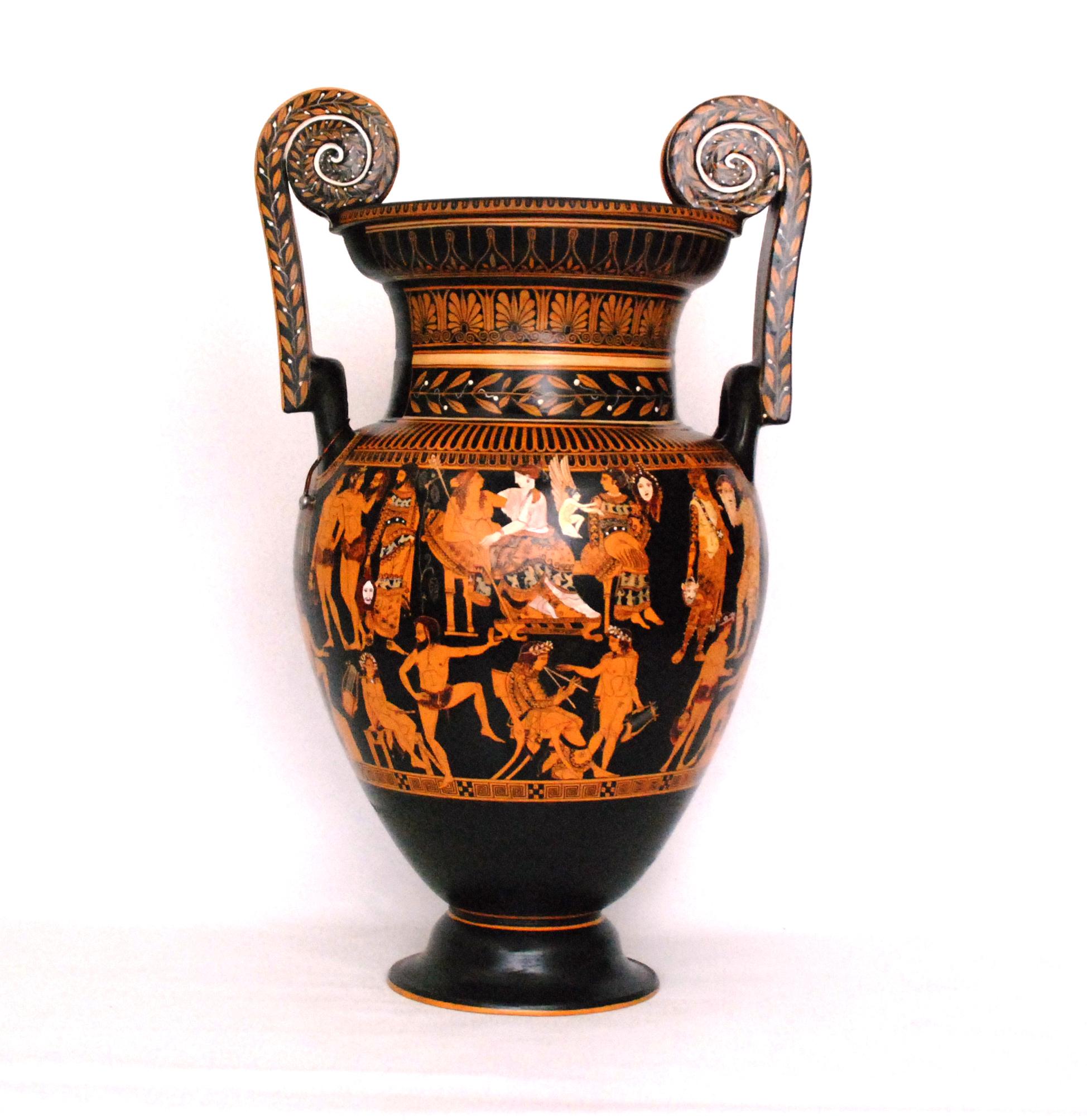 A palazzo leoni montanari di vicenza a tu per tu con un for Vaso attico