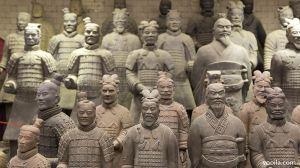I guerrieri di terracotta di Xian