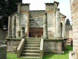 """Il tempio di Iside a Pompei sarà inserito in un """"itinerario egizio"""""""
