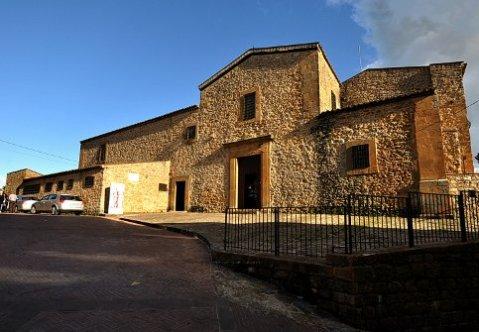 Il museo archeologico di Aidone che conserva i tesori di Morgantina, destinazione finale della Testa di Ade