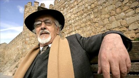 L'archeologo spagnolo Emilio Rodríguez Almeida profondo conoscitore della Roma imperiale