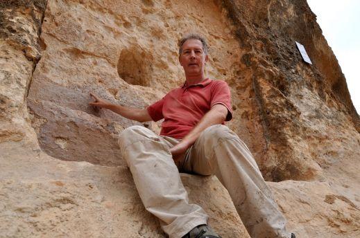 L'archeologo Daniele Morandi Bonacossi in missione in Kurdistan