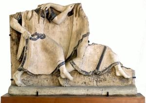 La famosa lastra Griso Laboccetta tra i capolavori esposti al MarRC