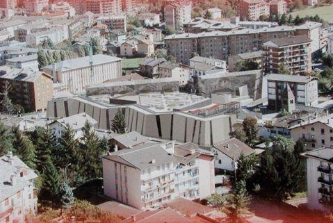 Il parco archeologico di Saint Martin de Corleans alla periferia di Aosta