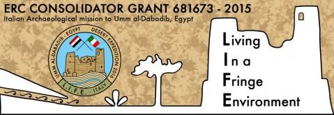 Il logo dell'Erc Consolidator Grant al progetto Life di Corinna Rossi