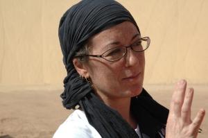 """L'archeologa Corinna Rossi ideatrice del progetto """"Living in a Fringe Environment"""" (Life)"""