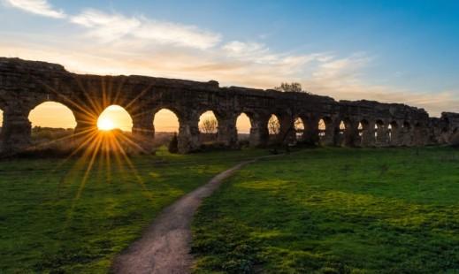 """""""L'Appia ritrovata"""", mostra fotografica, documentale e multimediale all'auditorium di Roma"""
