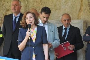 Margherita Bolla, direttore del museo Archeologico al Teatro Romano di Verona