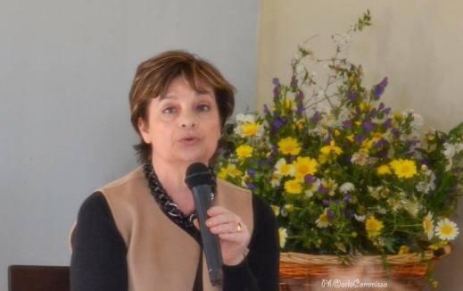 Rossella Agostino, direttore del museo Archeologico nazionale di Locri